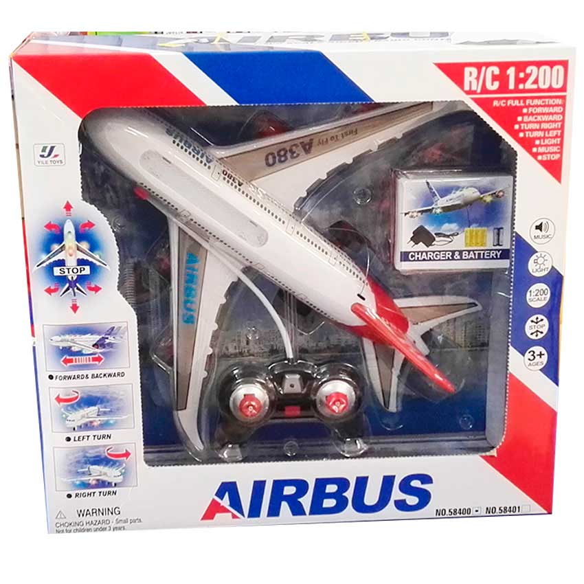 Avion Radio Control