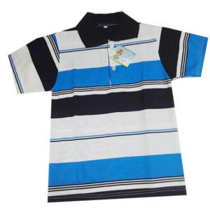 Camiseta tipo polo para niños