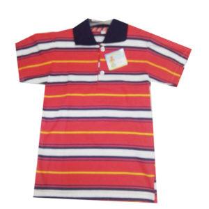 Camiseta para niños tipo polo
