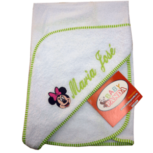 toalla personalizada maria José