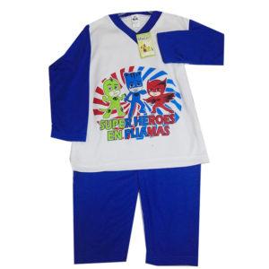 Pijama Estampada super heroes