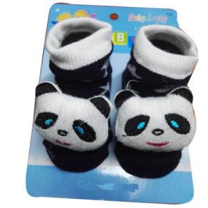 Media zapato oso