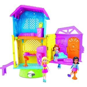 Polly Pocket Casa Club