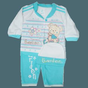 Conjunto Azul para Niños