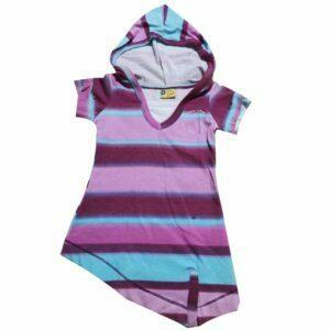 Blusa capota para niña