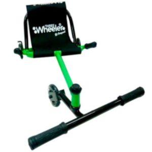 Three Wheeler verde