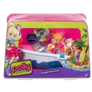 Polly Pocket lancha