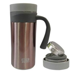 Termo térmico con filtro para té
