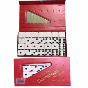 Domino Juego de mesa en familia