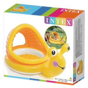 Piscina INTEX caracol