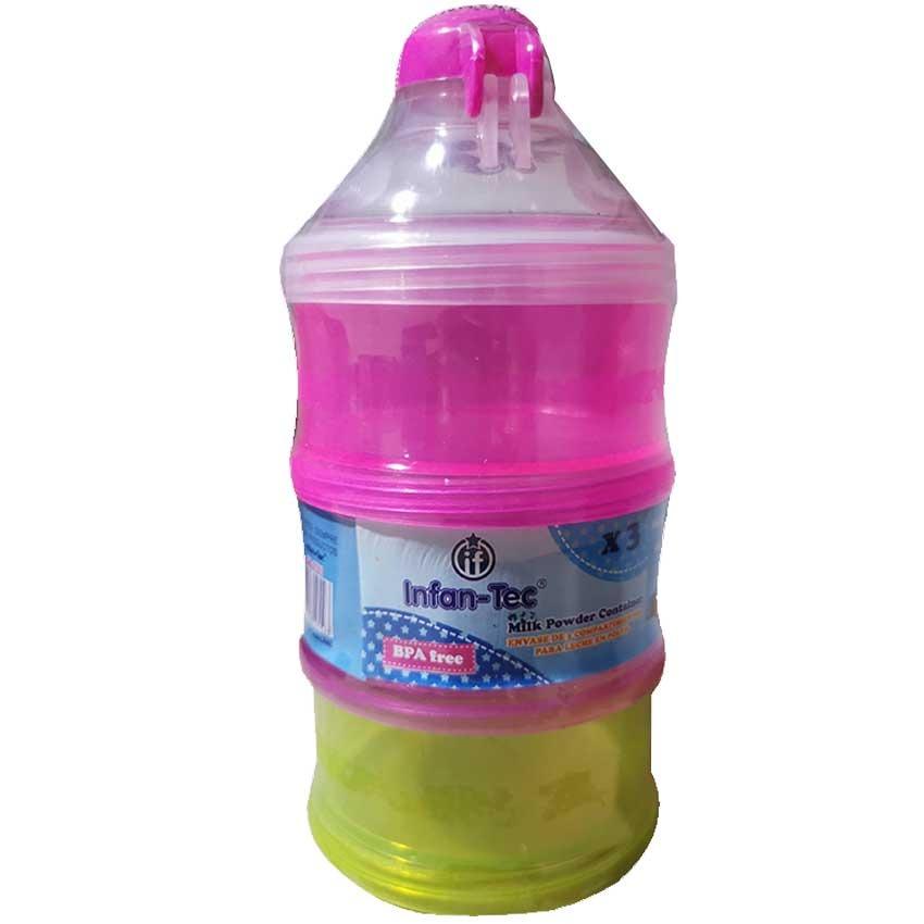 Porta leche para bebe