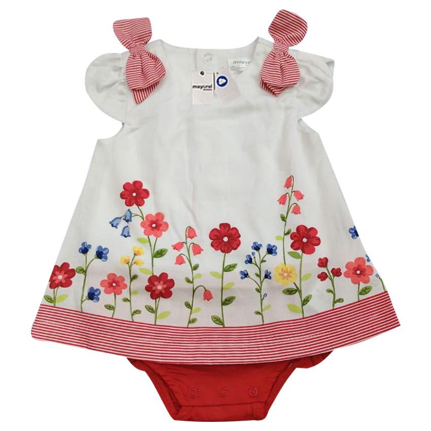 Vestido-Mameluco Mayoral para bebé
