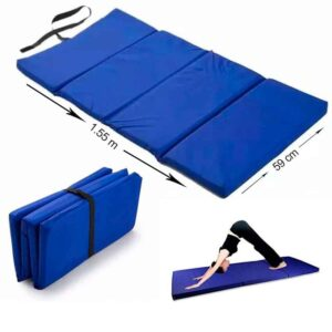 Colchoneta para ejercicios
