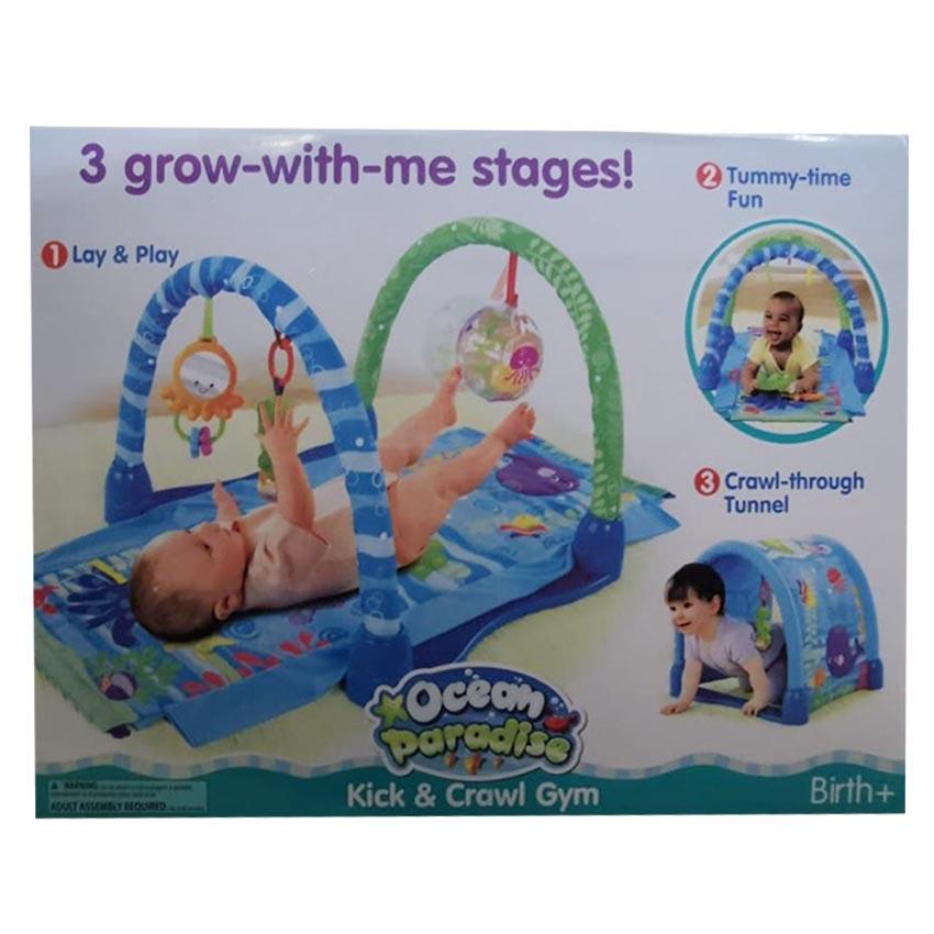 Gimansio para bebe 3 en 1