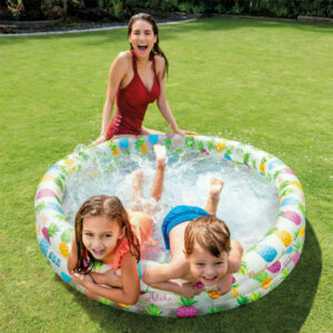 Piscina INTEX Estampada 1.32cm